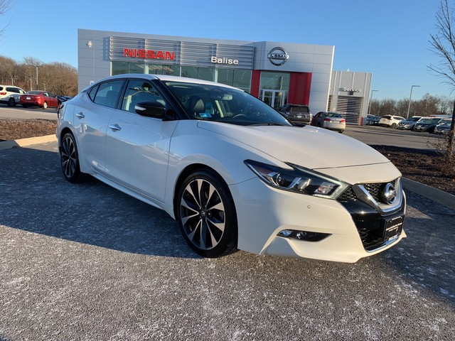 Certified Pre-Owned 2016 Nissan Maxima 3.5 SR