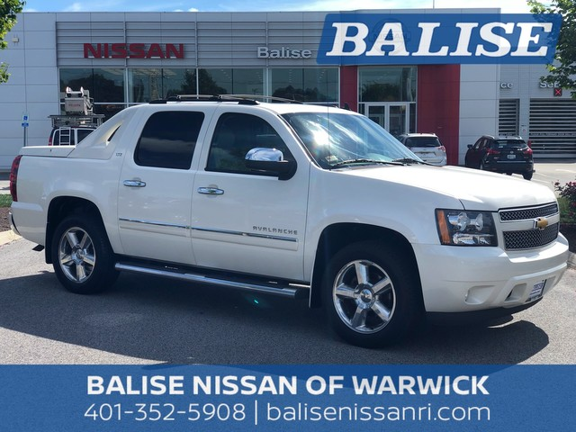 Charming Pre Owned 2012 Chevrolet Avalanche LTZ