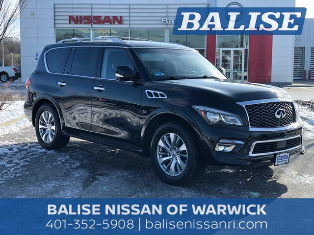 Pre Owned 2016 Infiniti Qx80