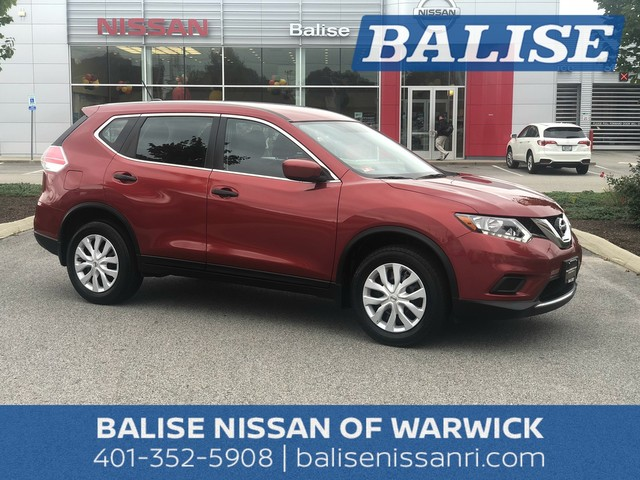 Certified Pre Owned 2016 Nissan Rogue S