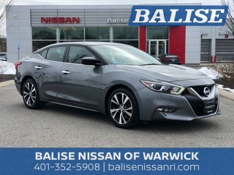 Certified Pre-Owned 2016 Nissan Maxima 3.5 S