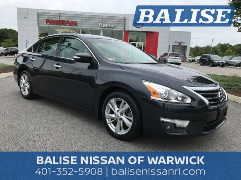 Certified Pre Owned 2015 Nissan Altima 2.5 SV