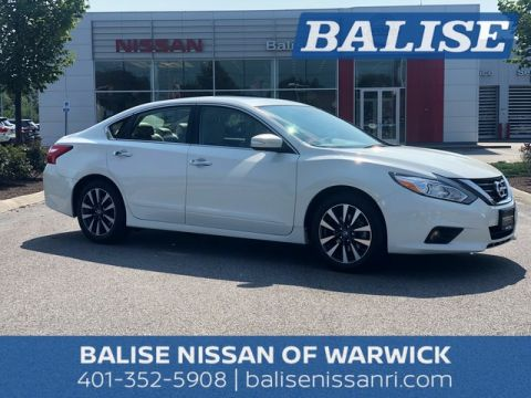 Certified Pre Owned 2016 Nissan Altima 2.5 SL