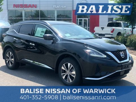 New Nissan Murano in Warwick | Balise Nissan of Warwick