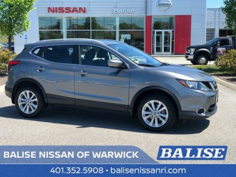 Certified Pre-Owned 2019 Nissan Rogue Sport SV